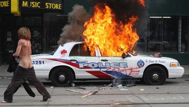 violent-protest